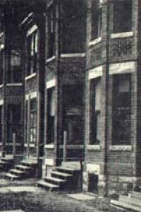 HistoOld picture of Don Area housingry Picture